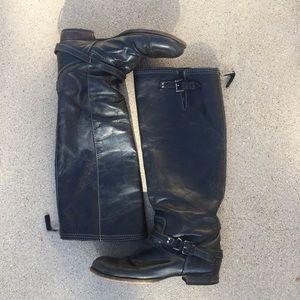 Steve Madden Roady Boots Size 9